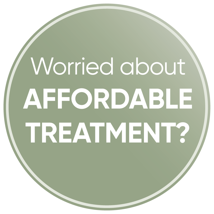Worried about Affordable Treatment?