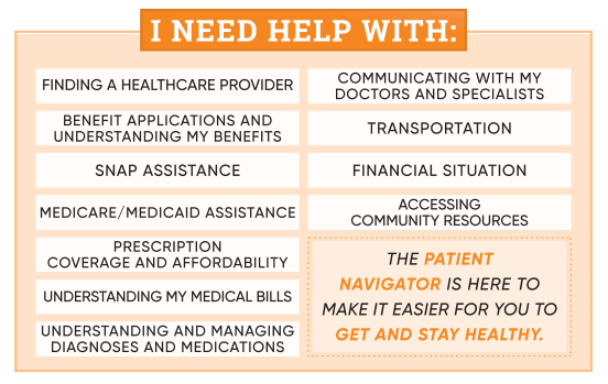 I need help with healthcare