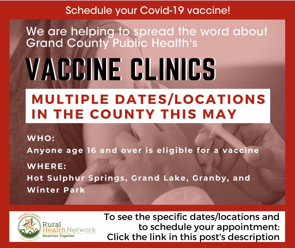 Vaccine Clinics in Ma